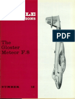 Profile Publications - Aircraft Profile - 012 - Gloster Meteor F.8