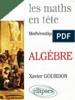 Algebre Math