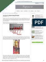 Analisis KoCara Kerja Fire Hydrant Gedung Bertingkatmponen