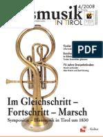 Blasmusik in Tirol 04 2008