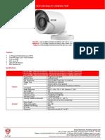 Hdtv Ir Bullet Camera 720p - z.cc.CA.irbu.720p16c0.0120mt1p