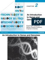 Genes and Genomes