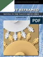 Talent Reframed