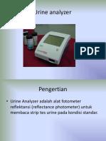 Urine Analyzer