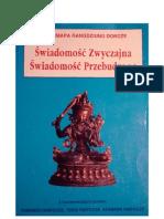 III Karmapa - Świadomość Zwyczajna - Świadomość Przebudzona (Namsie  Jesie)
