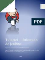 Tuto - Utilisation Jenkins