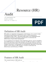 Human Resource (HR) Audit Rahul Gandhi
