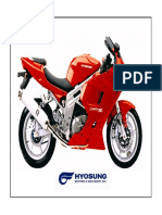GT650 S R Parts Catalogue