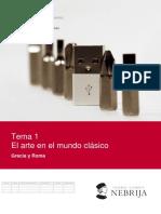 Historia Del Arte. Tema 1.Pd