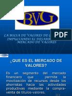 Charla Bolsa de Valores Introduccion