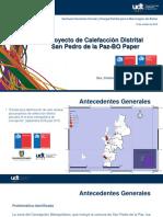 Presentación Universidad Concepción, Cristina Segura