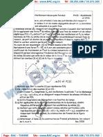 Série Avec Correction - Oscillations Mécanique Forcés - Bac Scientifiques - Mr zribi - Sfax.pdf