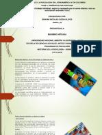 Unidad 3. La Psicología en Latinoamerica y en Colombia}