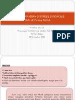 Dr. Puspa Acute Respiratory Distress Syndrome
