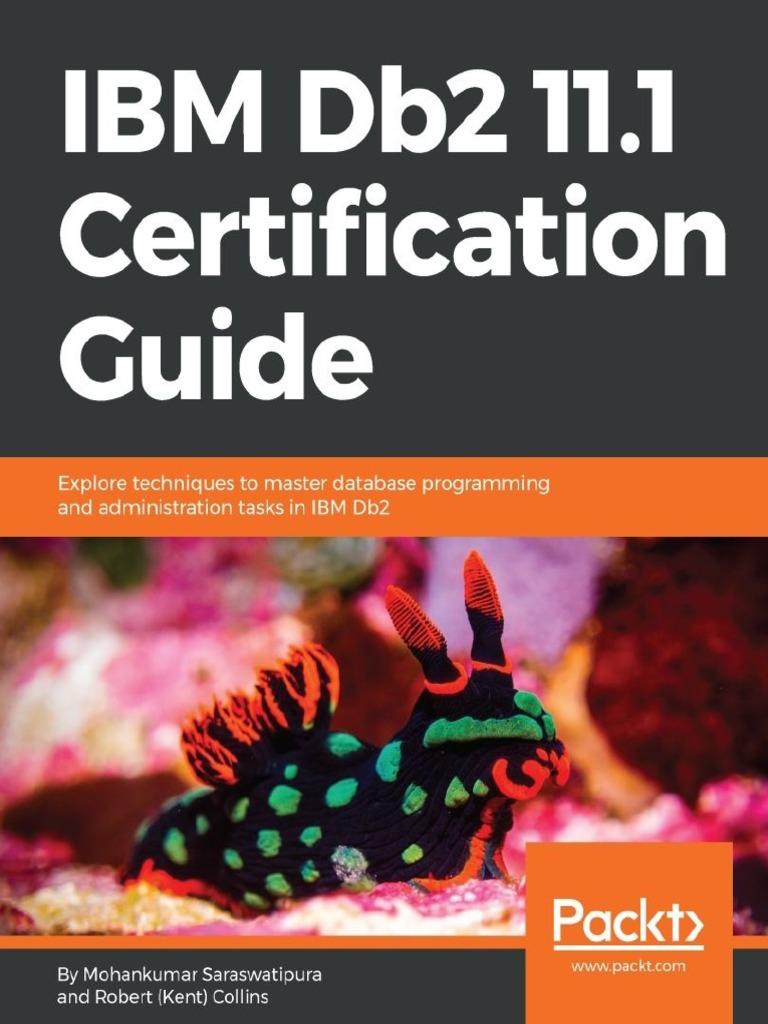IBM Db2 11 1 Certification Guid - Mohankumar Saraswatipura