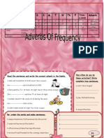 Adverb of Frequency 4