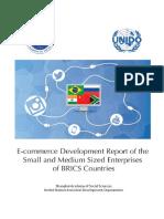 E-commerce Development Report