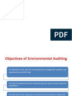 Objective of EA & EIA