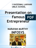 Enterpreneur Presentation