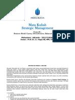 9, SM, Adrianto, Hapzi Ali, Business Model Canvas, Diversification & Balance Score Card, Universtitas Mercu Buana, 2018