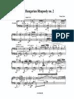 29. Liszt - II. Magyar Rapszódia