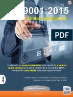 ISO 9001:2015. Principales Cambios Significativos