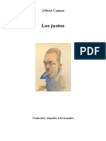 Los Justos Camus