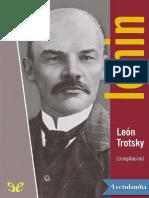 Lenin - Leon Trotsky