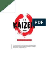 Kaizen Branding Guideline 2018