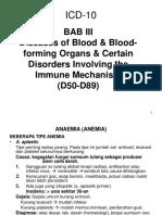 11. BAB III Penyakit Darah Dan Organ Pembentuk Darah