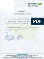 Gite Training Certificates