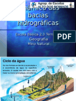 Dinamica Das Bacias Hidrograficas