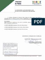 Retificao Processo Seletivo Simplificado 001 2016