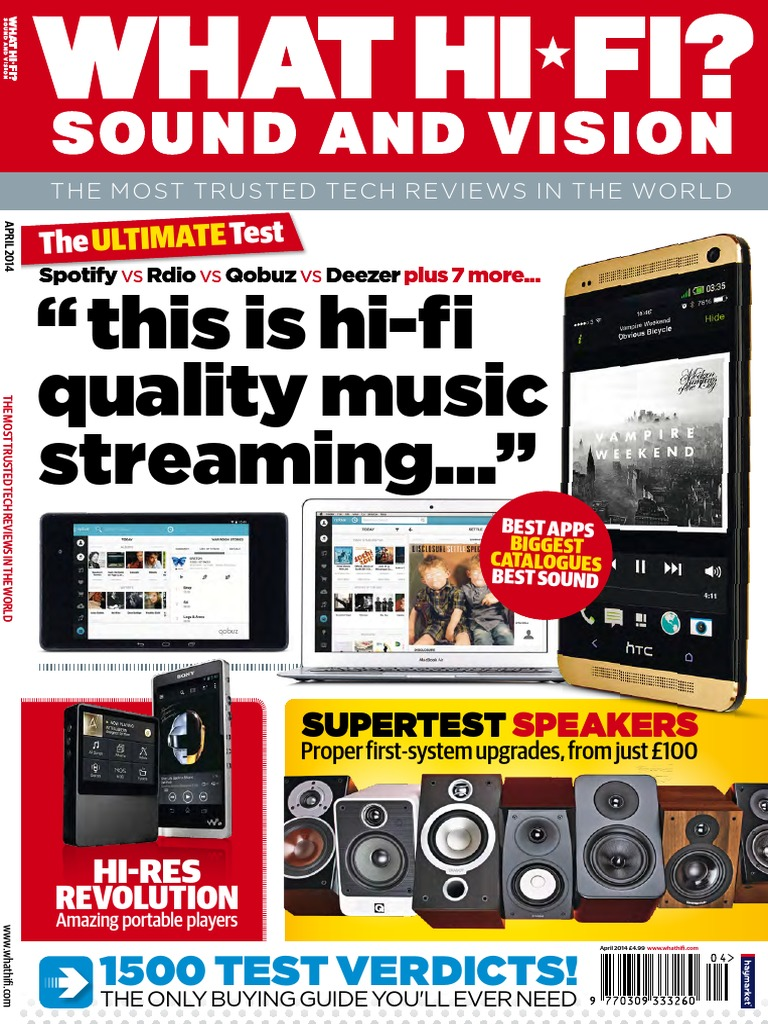 0bffd0952d4 What Hi-Fi Sound and Vision UK Apr2014