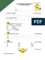 Evaluare Cl 2 Descriptori