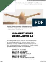 Humanistischer Liberalismus 2.0 – Junge Liberale e.V