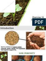 Exercise 15 Soil Porosity