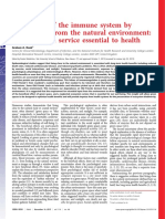 PNAS_13_Regulation of the immune system by biodiversity from the.pdf