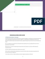 Tariff Handbook