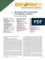 Fisiopatologia de La Insuficiencia Cardiaca