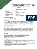 IM-907, Flotacion y Lixiviación Microsoft Office Word