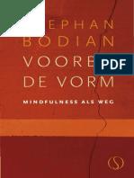 Stephan Bodian - Voorbij de Vorm