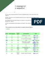 قواعد مختصرة في اللغة الاسبانية
