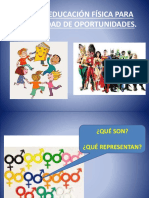 1-Ef Para La Igualdad de Oportunidades.