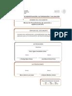 Manual de Procedimientos Corregido 2.0