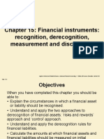Financial Instrument-recogniton , Measurement