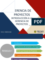 5- Módulo I - Gestión Financiera de Los Proyectos