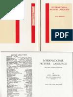 Neurath Otto. International Picture Language