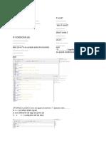 Programacion Clase II