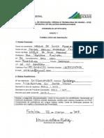 Form Edital ALEP